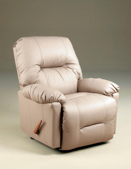 Zaynah Space Saver or Rocker Recliner in Leather
