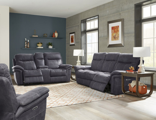 Mason Power Reclining Sofa or Loveseat with Console