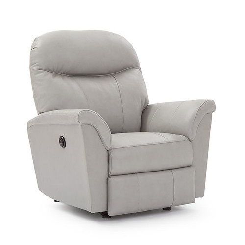 Caitlin Space Saver or Rocker Recliner in Leather
