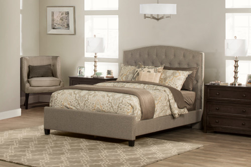 Lila Queen Upholstered Bed