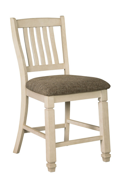 Bolanburg Two-tone Upholstered Barstool (1/CN)