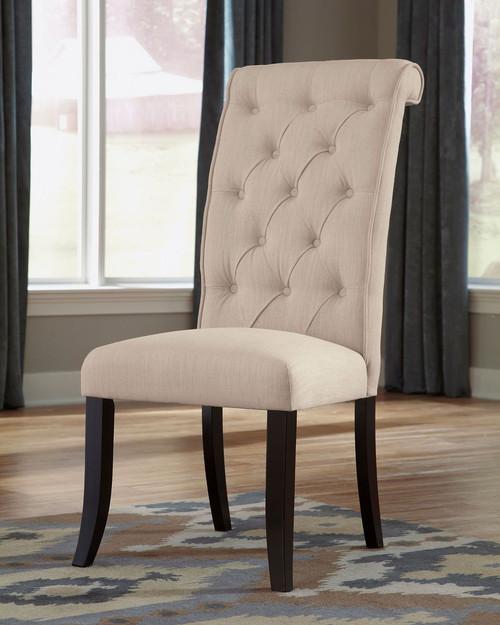 Tripton Linen Dining Upholstered Side Chair (1/CN)