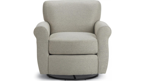 Gemily Swivel Glider Chair