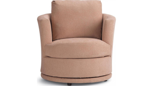 Tina Swivel Barrel Chair