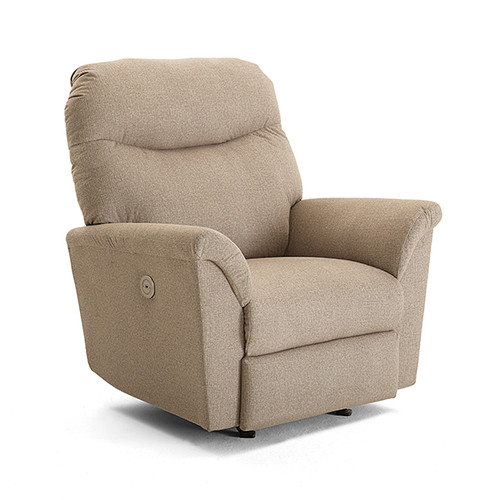 Caitlin Space Saver or Rocker Recliner in Fabric