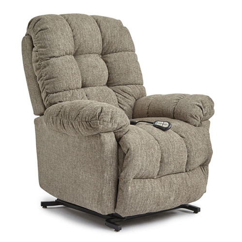 Brosmer Power Lift Recliner in Fabric