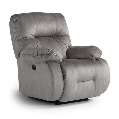 Brinley Space Saver or Rocker Recliner in fabric