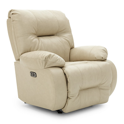 Brinley Space Saver or Rocker Recliner in Leather