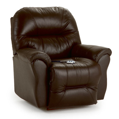 Bodie Space Saver or Rocker Recliner in leather
