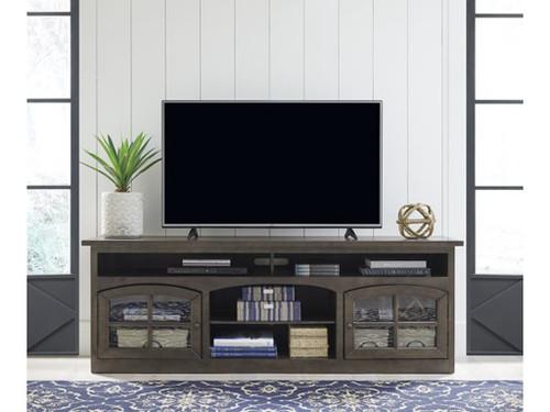 "Abbot Cove Java 80"" TV Console"