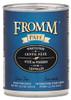 Fromm Grain Free Whitefish & Lentil Pate 12.2oz