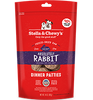 Stella & Chewy's Dog Freeze-Dried Dinner Patties Absolutely Rabbit