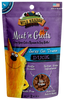 Wild Meadows Meat 'n Greets Cat Treat - Duck - 2oz