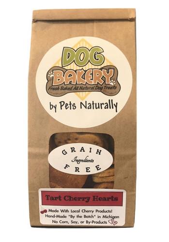 D.O.G. Bakery GF Cherry Hearts 8oz
