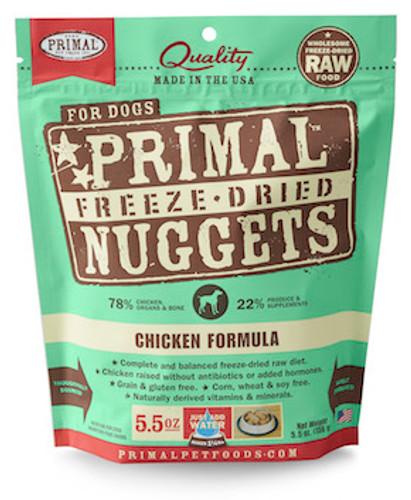 Primal Dog Freeze-Dried Chicken