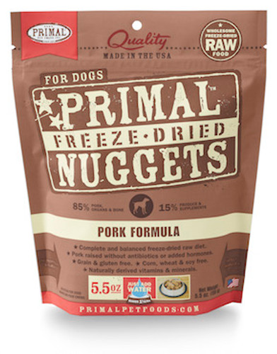 Primal Dog Freeze-Dried Pork