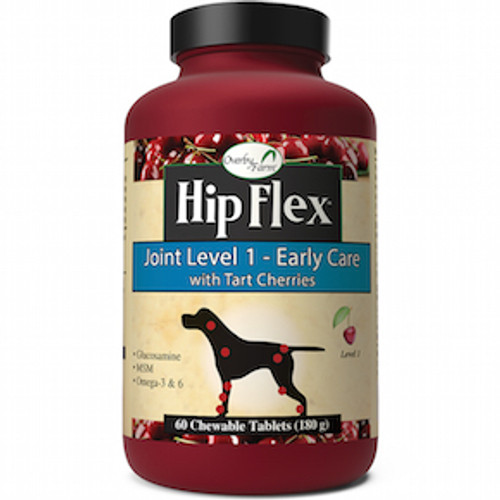 Overby Farms Hip Flex Chewable Tabs