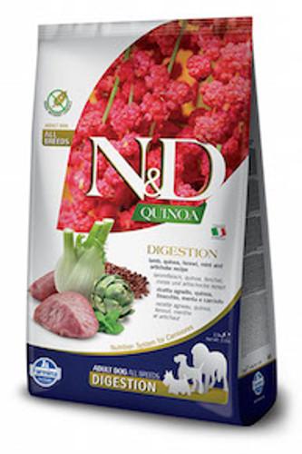 Farmina Dog Grain-Free Quinoa Digestion Lamb - 15.4lbs