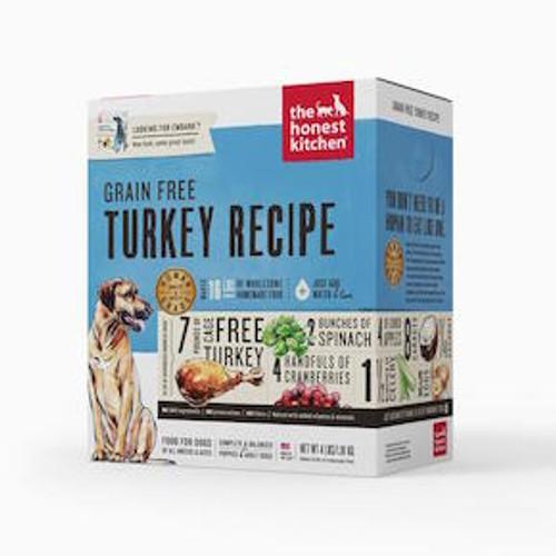 Honest Kitchen Grain Free Turkey