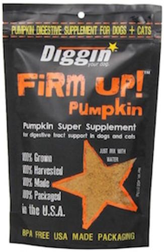 Diggin Your Dog Firm Up! Pumpkin Blend 4oz