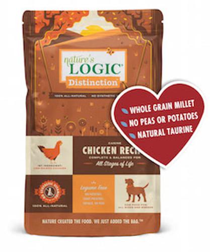 Nature's Logic Dog Distinction Chicken