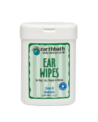 EB Ear Wipes 25ct