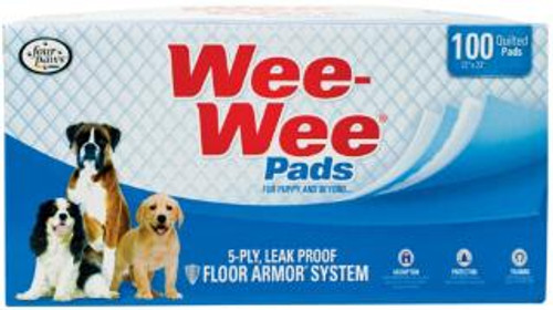 4Paws Wee Pads 100ct