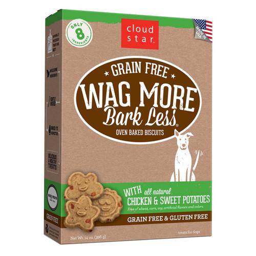 Wag More, Bark Less GF Baked Chicken & Sweet Potato 14oz