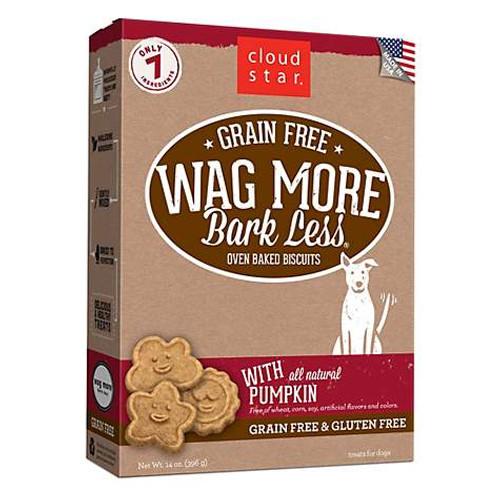 Wag More, Bark Less GF Baked Pumpkin 14oz