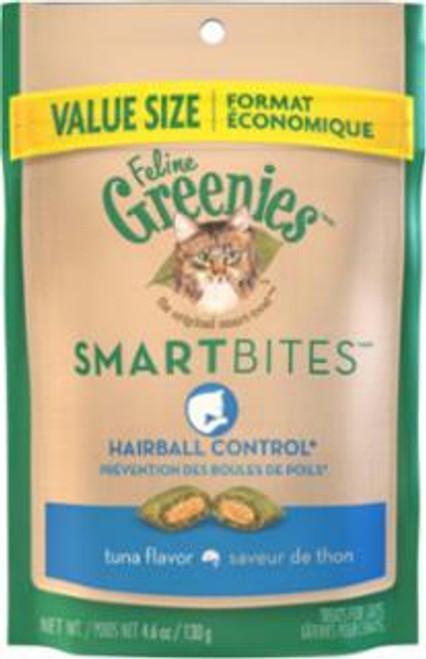 GREENIES Smartbites Hairball Control Tuna Cat 4.6oz