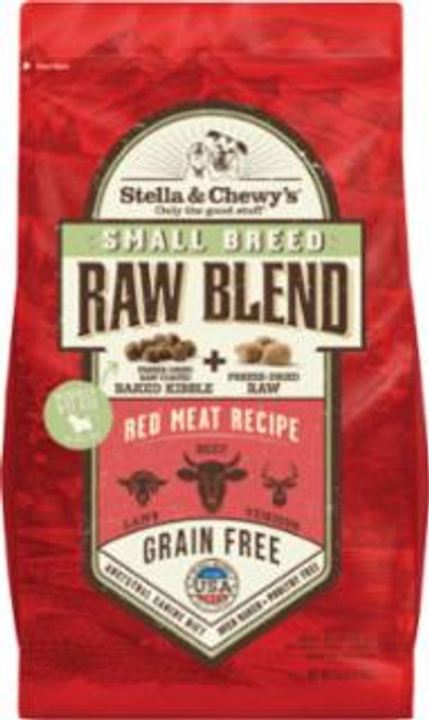 Stella & Chewy's Small Breed Red Meat 3.5lbs