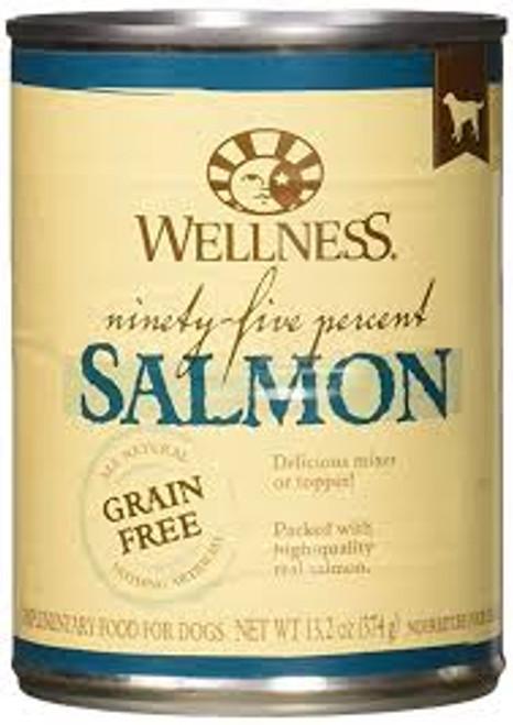 Wellness 95% Salmon 13.2oz