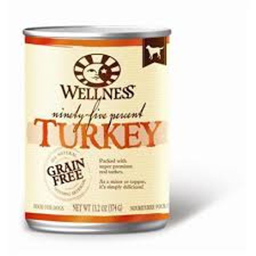 Wellness 95% Turkey 13oz