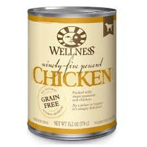 Wellness 95% Chicken 13.2oz