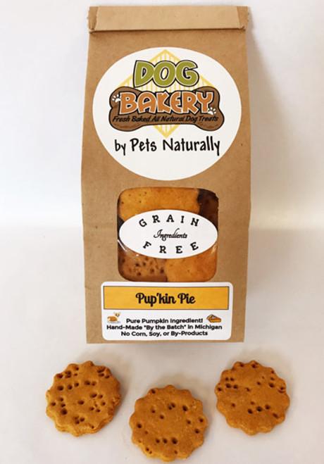 D.O.G. Bakery Pup'kin Pie 8oz
