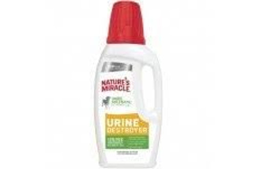 Nature's Miracle Dog Urine Destroyer Pourable 32oz