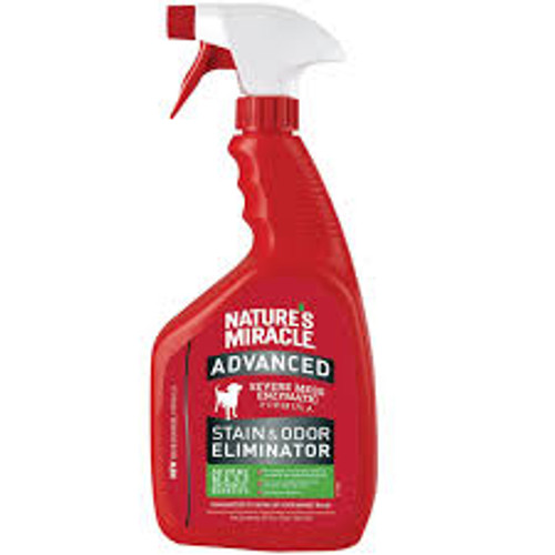 Nature's Miracle Advanced Stain & Order Eliminator 32oz