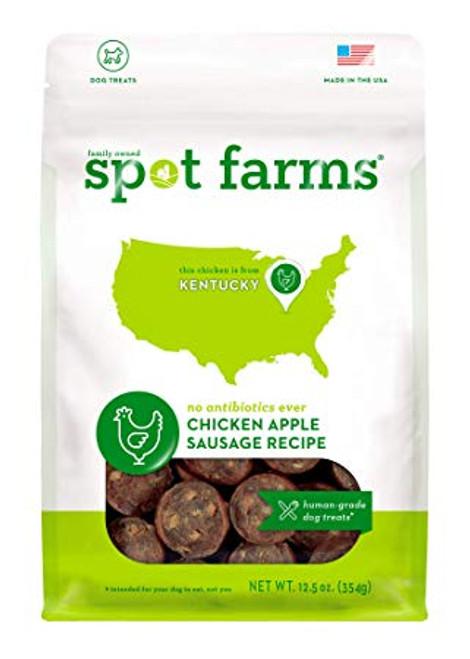 Spot Farms Apple & Chicken Sausage 12.5oz