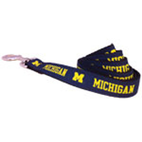 University of Michigan Leash 6'