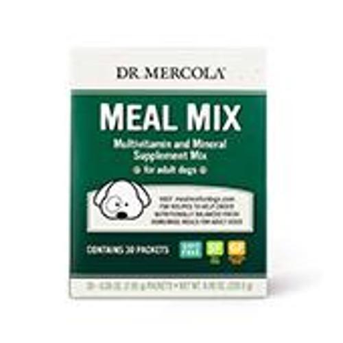 Dr. Mercola Healthy Adult Meal Mix 30 pk