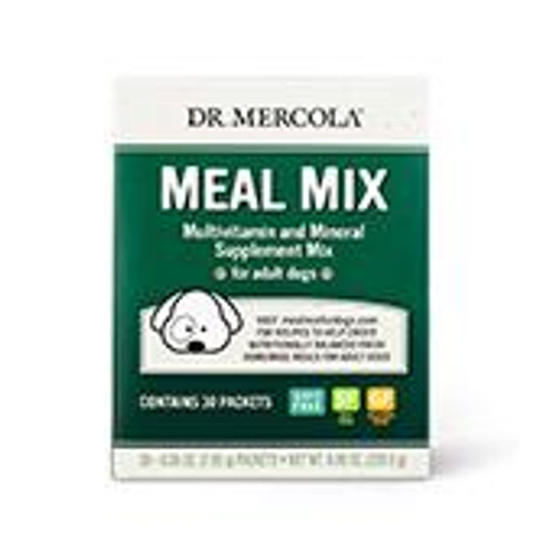 Dr. Mercola Healthy Adult Meal Mix 30 pk