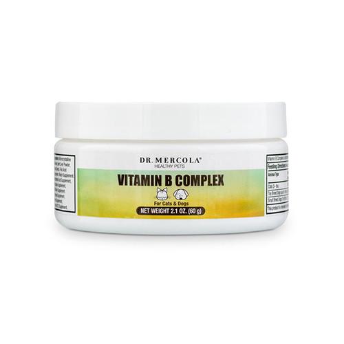 Dr. Mercola Vitamin B Complex 2.1oz