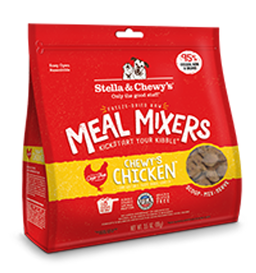 Stella & Chewy's Freeze-Dried Meal Mixer Chewy's Chicken