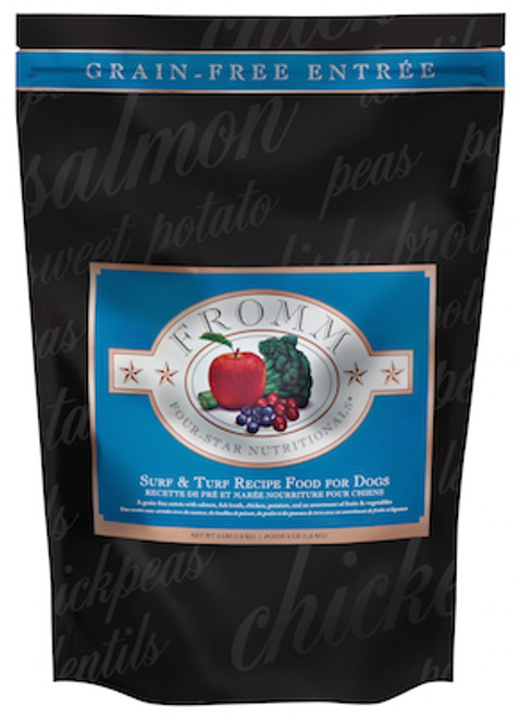 Fromm Four Star Grain-Free Dog Surf & Turf