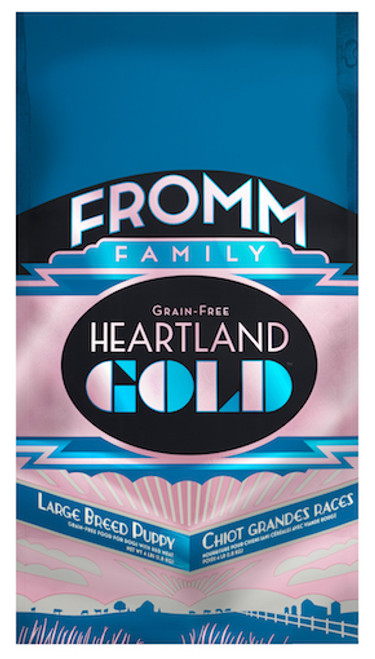 Fromm Heartland Grain-Free Large Breed Puppy
