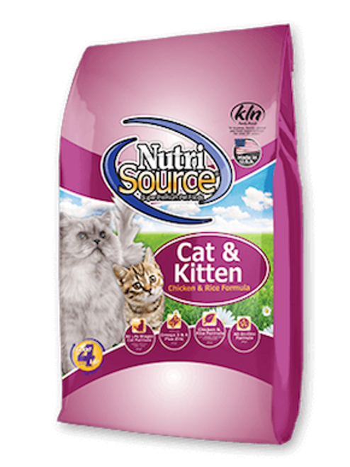 NutriSource Cat & Kitten