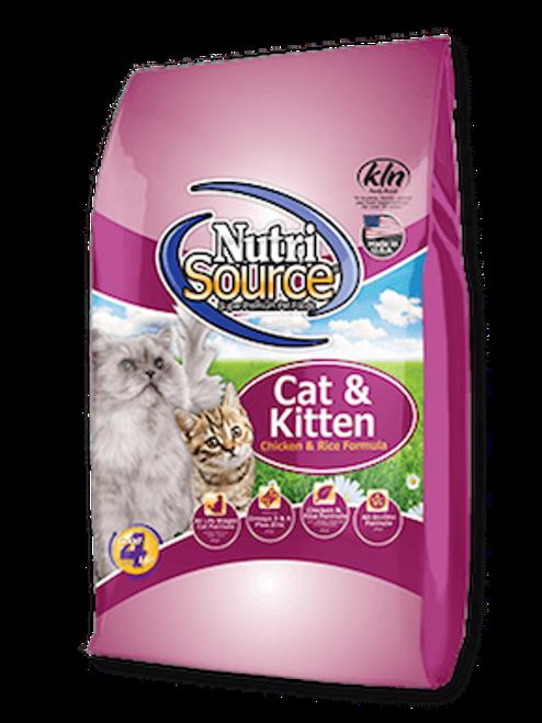 NutriSource Cat & Kitten