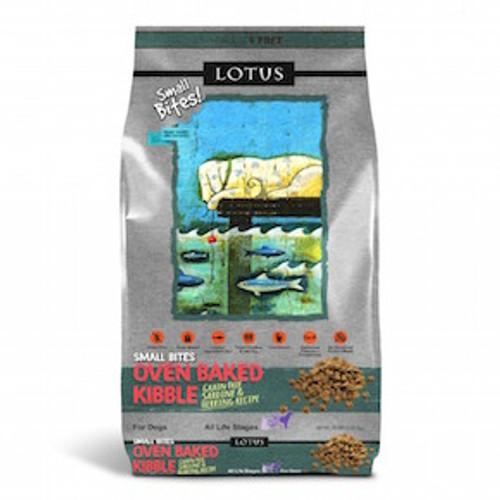 Lotus Dog Small Bites Grain-Free Sardine