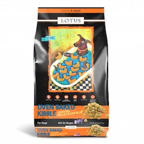 Lotus Dog Grain-Free Duck