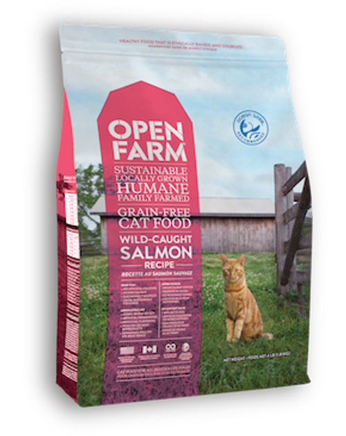 Open Farm Cat Grain-Free Wild Salmon